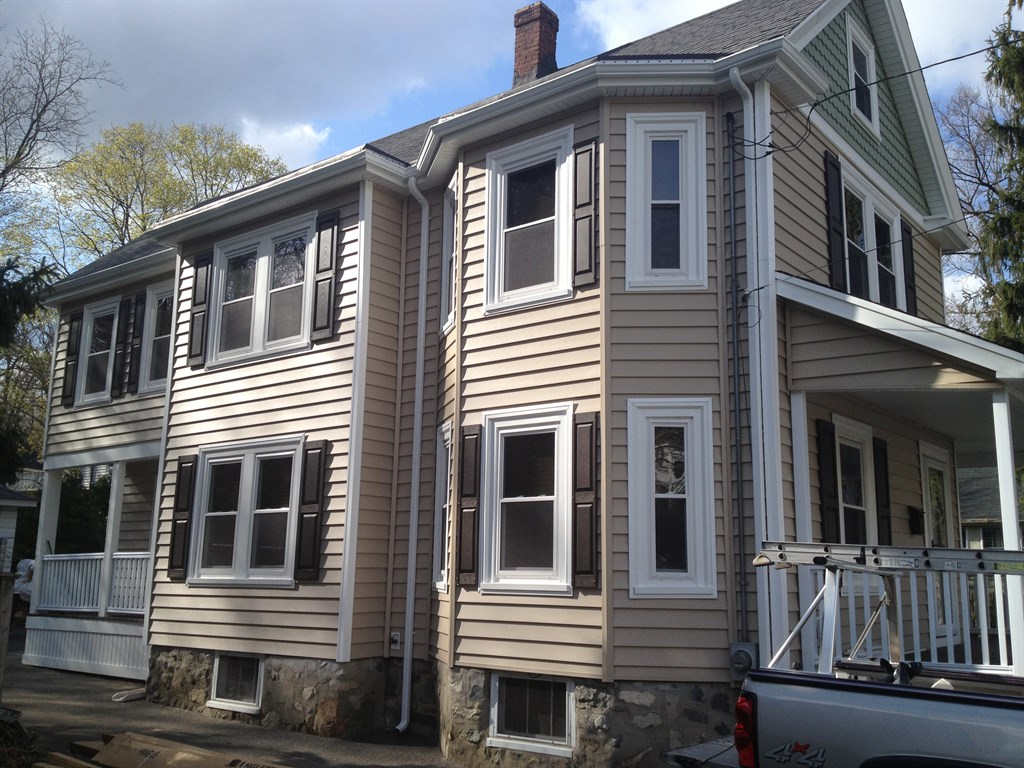 Solid Core Vinyl Siding In Peabody Amp Reading Ma Us Home